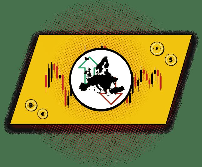 European Markets Slide More Than 1% as Sentiment Darkens